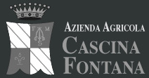 Logo of Cascina Fontana winery in Monforte d'Alba Italy